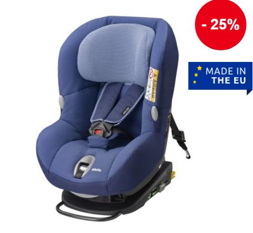 kidsroom限时购:Maxi-Cosi MiloFix 迈可适米洛斯儿童安全座椅