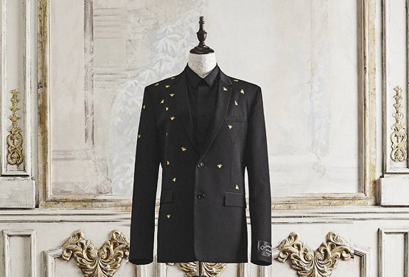 Dior秋季GOLD CAPSULE系列发布