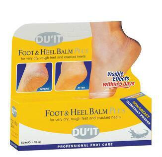 【澳洲CD药房】DU&#039IT 急救5日见效脚膜脚霜 50ml