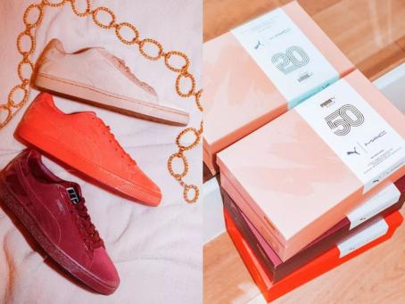 Mac和Puma要出口红色限量款球鞋 5月17日上市