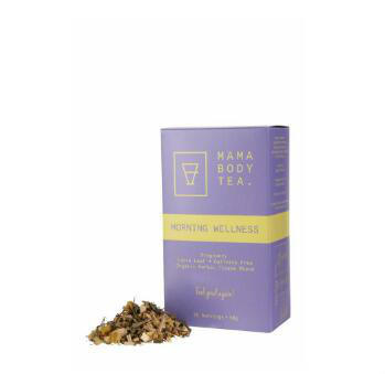 【澳洲CD云顶集团药房】Mama Body Tea 天然有机草本舒缓晨吐茶 x 35 份 (孕期专用)