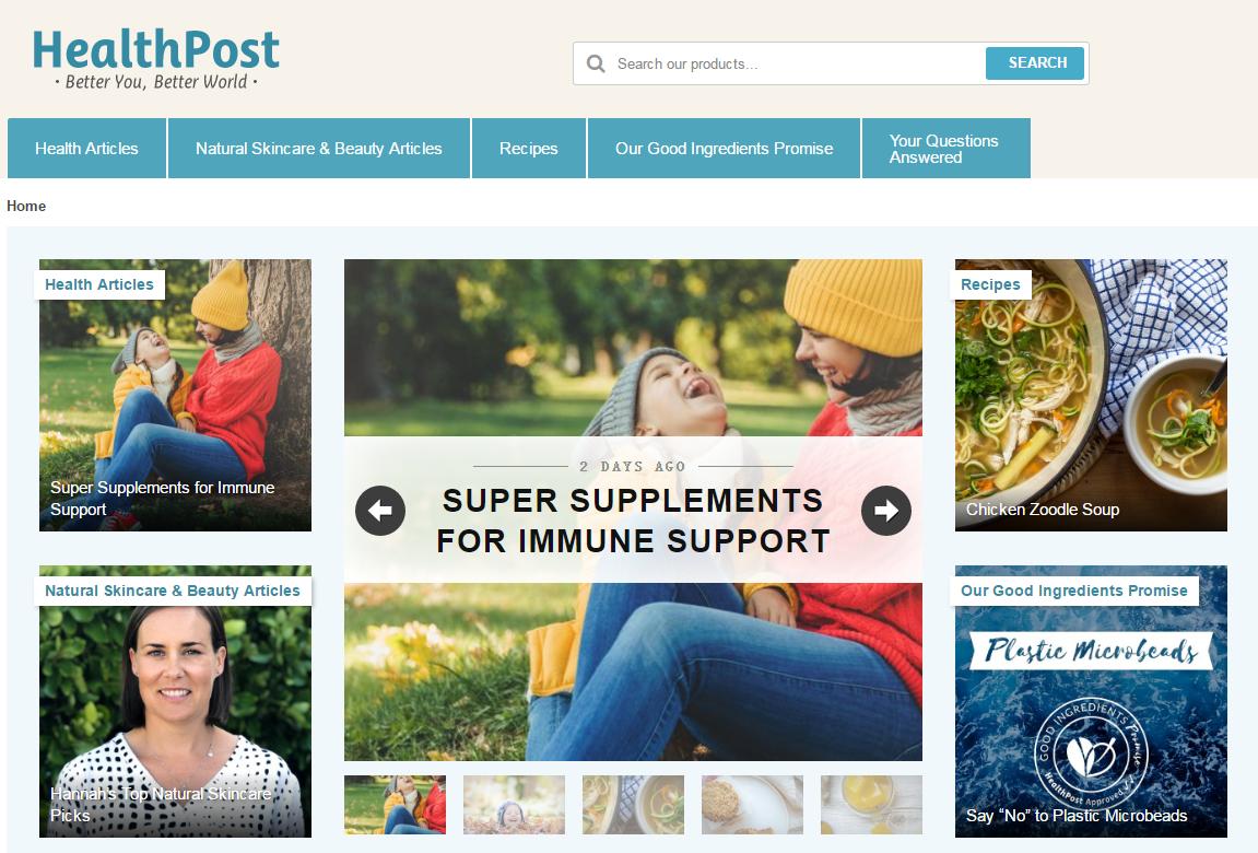 HealthPost客服邮箱 HealthPost客服邮件英文模板