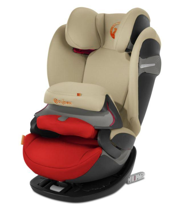 【kidsroom新品大推荐】Cybex品牌儿童安全座椅Pallas S-Fix