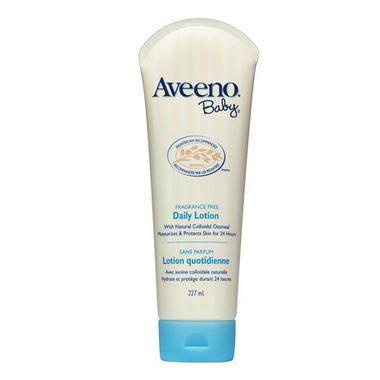 【澳洲PO药房】Aveeno 艾维诺纯天然燕麦精华婴儿专用无香型保湿润肤乳 227g
