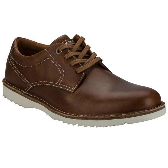 Rockport   Cabot Plain Toe 男款休闲鞋+New Era  男士粗花呢渔夫帽