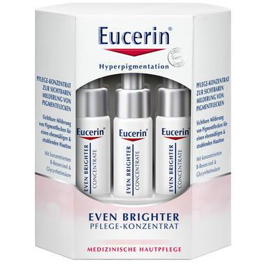 【德国DC药房】Eucerin 优色林 美白祛斑精华液 6瓶X5ml
