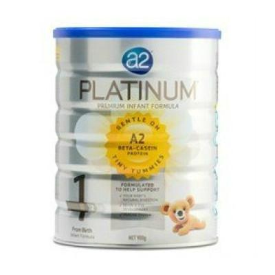 【澳洲RY药房】【超级断货王】A2 婴儿奶粉Platinum白金一段 900g