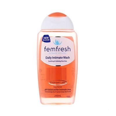 【澳洲RY药房】【升级特惠价】Femfresh 私处护理洗液(孕妇护理/洁净) 250mL