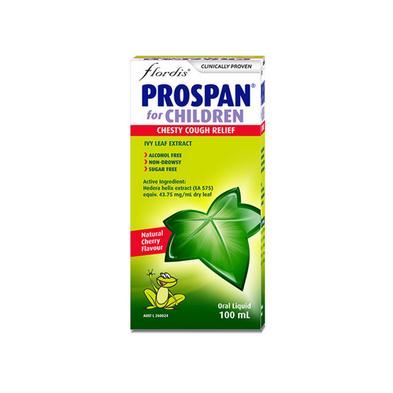【澳洲Amcal】Prospan 常春藤 儿童糖浆 100ml