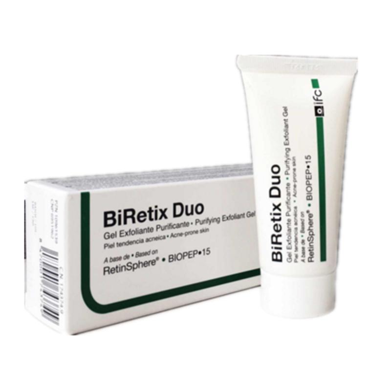 【德国BA】BiRetix Duo Gel 脸部去油啫喱 控油痤疮痘肌软膏 30ml