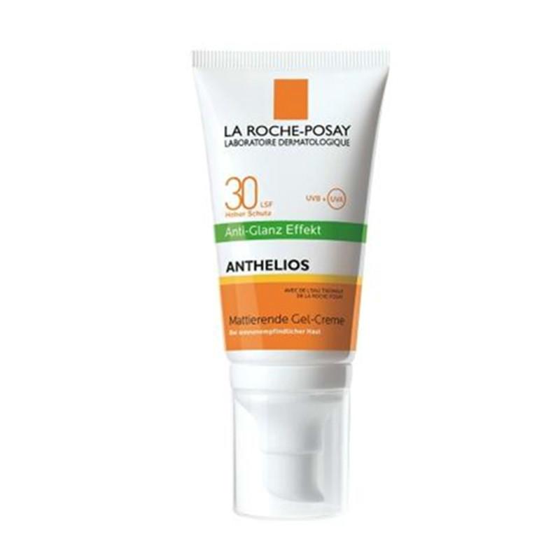 【德国BA】La Roche-Posay 理肤泉绿标控油无油轻盈防晒霜 SPF30+ 50ml 油性肌肤控油