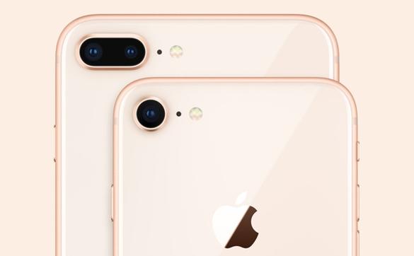 苹果iPhone X Plus机身曝光:体积跟8 Plus保持一致