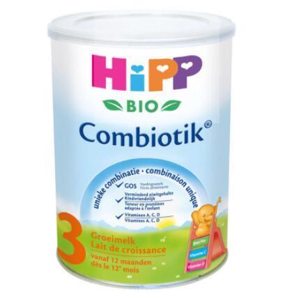 【荷兰DOD】Hipp 荷兰版喜宝 Bio 有机益生菌婴儿奶粉标准3段(适合12+个月以上婴幼儿) 900g