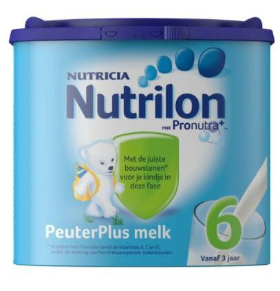 【荷兰DOD】Nutrilon  牛栏 儿童营养配方奶粉6段(3-6岁) 400g