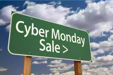 Cyber Monday網絡星期一超值購買清單