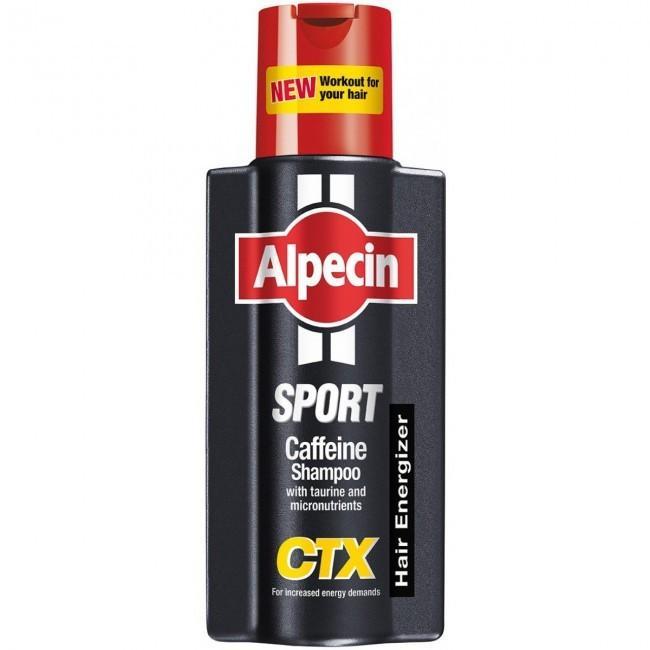 Alpecin 阿佩辛 咖啡因CTX 洗发水 防脱生发 运动型 250ml