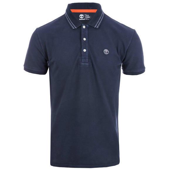 男士Eastham Logo Polo衫+ 男士纯棉百搭休闲短袖T恤两件装+男士系带休闲鞋