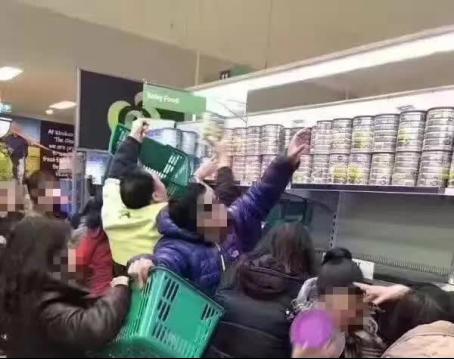 澳洲超市出奶粉新规,婴儿奶粉或越来越难买...
