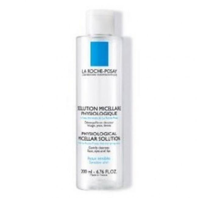 La Roche-Posay Physiological 理肤泉均衡清润卸妆水 200ml
