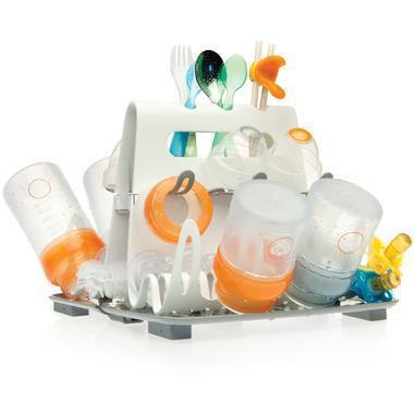 【美国Babyhaven】【用码立减2美金】 美狮宝多功能干燥架 奶瓶晾干架 餐具收纳置物架