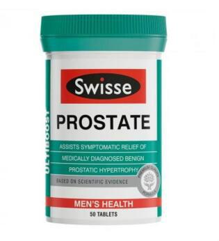 Swisse 男士前列腺保健片 50片,特价AU$28.55约138元