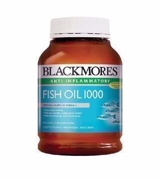 【满89纽免邮】Blackmores 澳佳宝深海鱼油 无腥味深海鱼油 心脑血管高血压 400粒