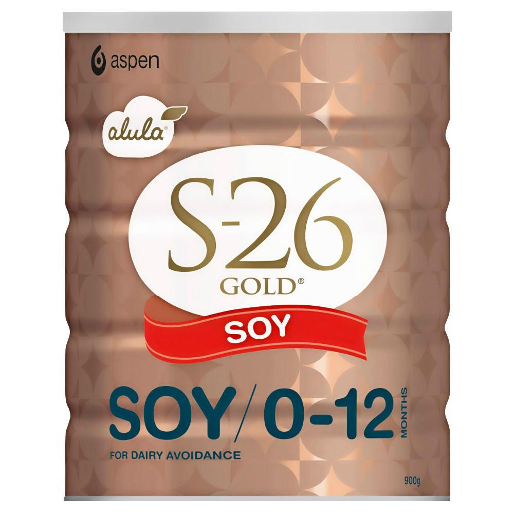【澳洲RY药房】S-26 惠氏金装婴幼儿奶粉防过敏全阶段 900g