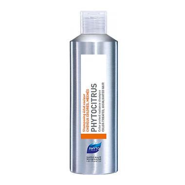 Phyto 发朵 葡萄柚护色染烫修护洗发露 200ml