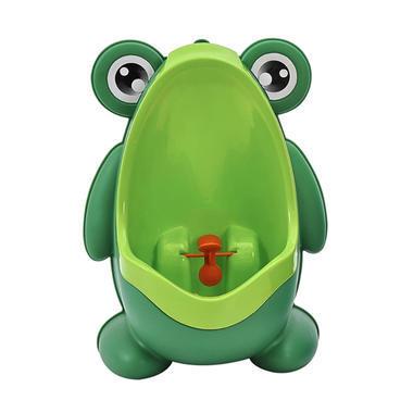 【满59美元减5美元】BH Baby 男童挂墙式便池 小便器 -绿色青蛙