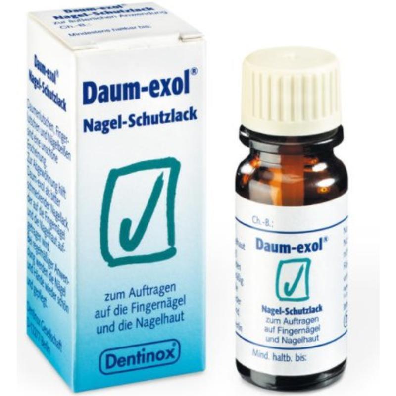 【德国BA】Daum Exol 防吸吮手指苦甲水 防咬手 10ml 适合2岁以上