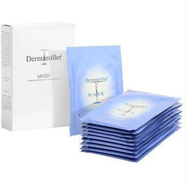 【德国DC药房】Dermaroller 玻尿酸面膜 10片