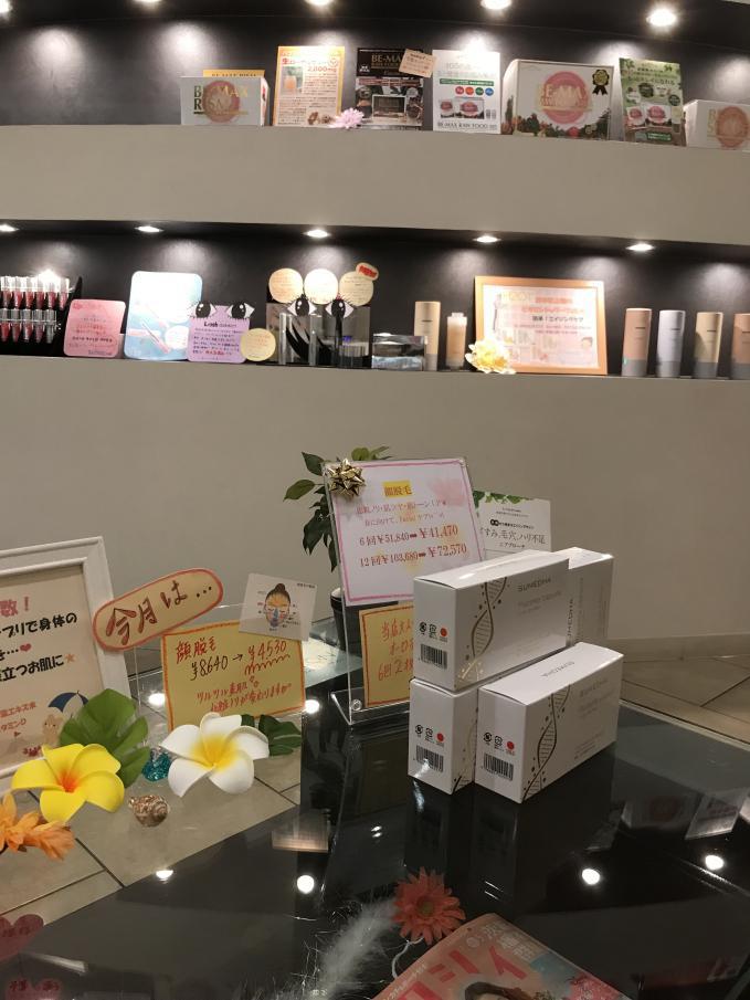 旅游中发现一个让人惊喜的日本本土美妆店