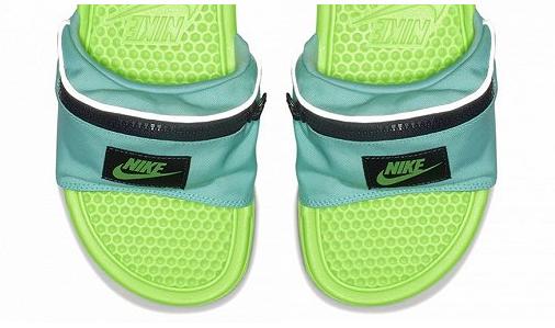 Nike新品Fanny Pack Sandles发布 售价$50