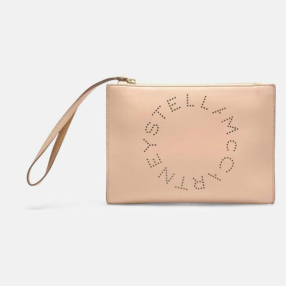 Stella Mccartney Stella Logo 生态仿牛皮手拿包 +MICHAEL KORS Bristol 小号顶置手提斜挎包