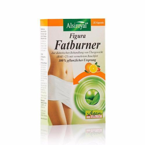 德国纯素腹部减脂胶囊 - 夏天必备