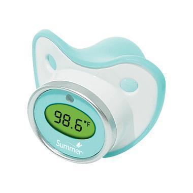 【美国Babyhaven】【满65美元减3美元】Summer Infant 婴儿专家 安抚奶嘴温度计
