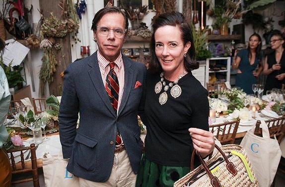 Kate Spade品牌创始人同名设计师自杀身亡