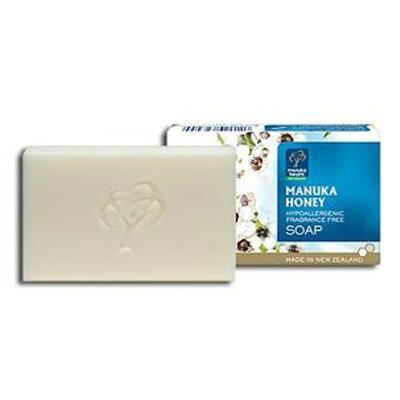 【新西兰PD】【凑单品】Manuka Health 蜜纽康 麦卢卡蜂蜜皂 100g