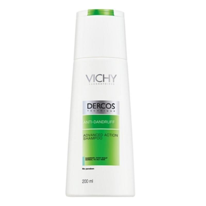 【德国BA】Vichy薇姿德康丝强效去屑洗发水200ML控油 适合中油性
