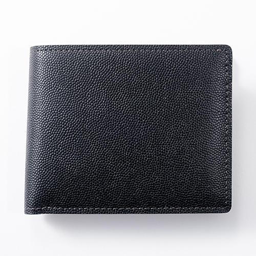 【松屋百货】【父亲节单品免邮 用码减300日元】CYPRIS男士牛皮钱夹 黑色