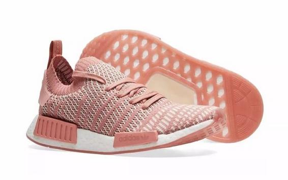 2018年夏日不可错过的6款Adidas粉色鞋子
