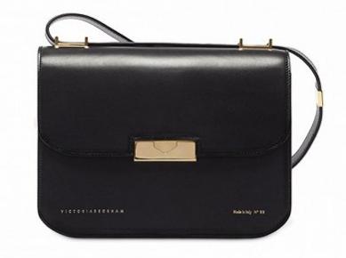 Victoria Beckham同名品牌的简约手袋发布