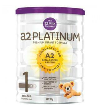 【澳洲CD药房】A2 白金系列婴幼儿配方奶粉 (1段) 0-6个月 900g