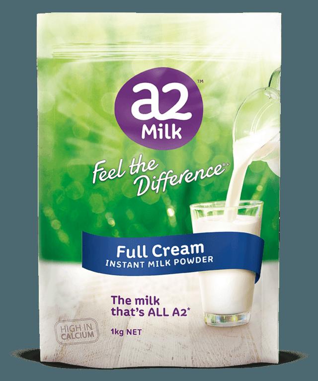 【澳洲Amcal】【限量到货】澳洲A2 高钙全脂奶粉 学生/成人/中老年人 1kg