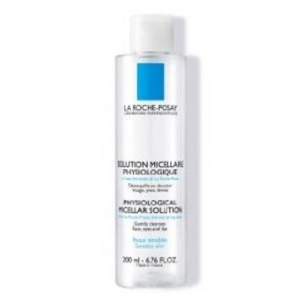 La Roche-Posay Physiological 理肤泉均衡清润卸妆水 200ml