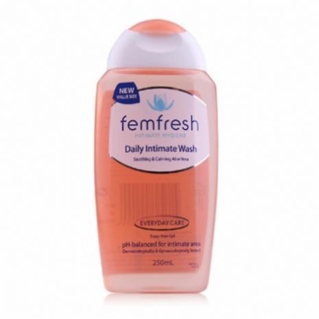 澳洲 Femfresh 女性日常私密护理液抗感染250ml 包邮包税