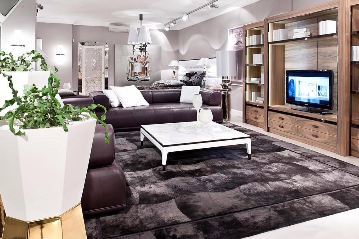 真皮地毯NEROCUOIO,进口地毯品牌—意大利之家