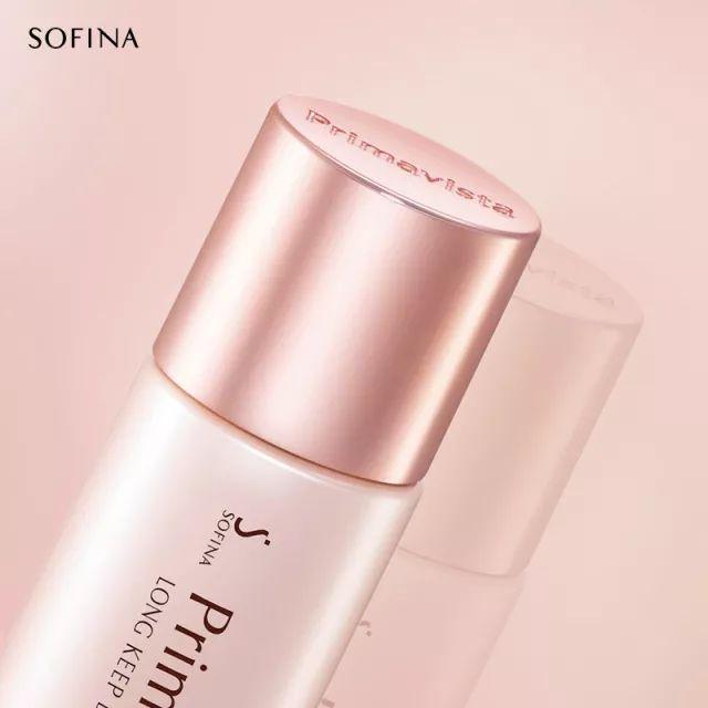 日本公认的NO.1底霜——SOFINA Primavista 持久控油底霜