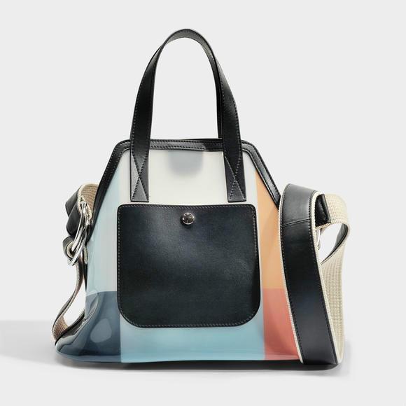 Marni 女式购物小包 +Acne Studios 铆钉 粗跟 穆勒鞋