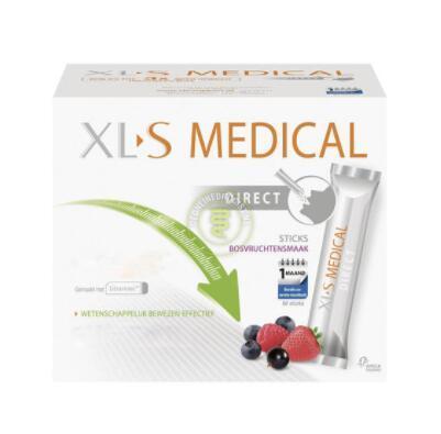 【荷兰DOD】XL-S Medical 天然植物纤维拦截脂肪摄入瘦身粉 90包